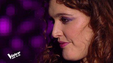 """The Voice 2021 – Clara Polaire chante """"L'indien"""" de Juliette Armanet (KO)"""
