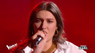 "The Voice 2021 – Louise Mambell chante ""Another Love"" de Tom Odell (Cross Battles)"