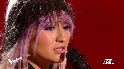 "The Voice 2021 – Niki Black chante ""Bad Romance"" de Lady Gaga (Cross Battles)"