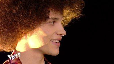 "The Voice 2021 – Robin chante ""Le prince des villes"" de Michel Berger (KO)"