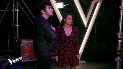 THE VOICE 2020 - Découvrez la jolie histoire de Sam et Alexia, couple à la ville