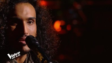 "The Voice 2021 – Wahil chante ""Parce que"" de Charles Aznavour (KO)"