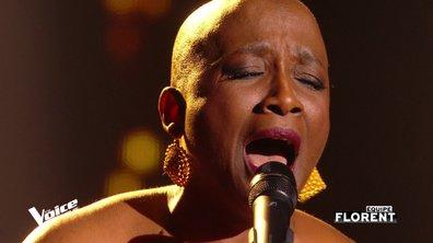 """The Voice All Stars – Dominique Magloire chante """"Avant de nous dire Adieu"""" de Jeane Manson (Cross Battles)"""