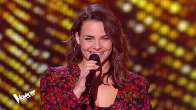 The Voice 2020 - Alexia, sa touchante prestation aux côtés de son papa