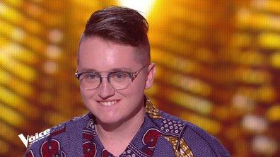 """The Voice 2020 - Antoine Delie : Standing ovation pour ce talent """"touché par la grâce"""""""