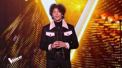"""The Voice 2020 - Michael, """"sex symbol"""" et """"rockstar"""",  sur les pas de Davis Bowie"""