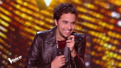 """The Voice 2020 - Romain : """"un talent de malade"""" sauvé à la dernière seconde par Lara Fabian"""