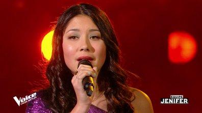 """The Voice All Stars – Leelou chante """"La déclaration d'amour"""" de France Gall (Cross battles)"""