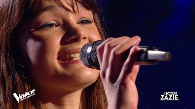 """The Voice All Stars – Louise Combier chante """"Et si tu n'existais pas"""" de Joe Dassin (Cross Battles)"""