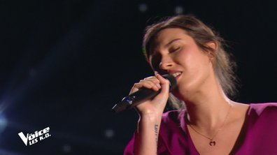 "The Voice 2021 – Louise Mambell chante ""Si j'étais moi"" de Zazie (KO)"