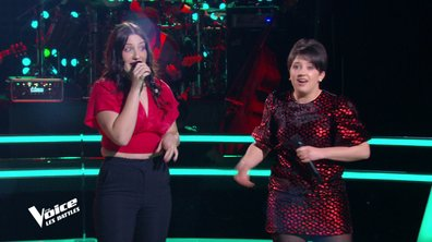 """The Voice 2021 – Manon Cruz VS Marie chantent """"Les histoires d'A"""" des Rita Mitsouko"""