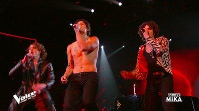 """The Voice All Stars – Néo chante """"Dream on"""" d'Aerosmith (Cross Battles)"""