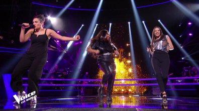 "The Voice 2021 – Malaïka VS Elodie Ji VS Sonia chantent ""I wanna dance with somebody"" de Whitney Houston"