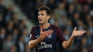 Ligue 1 / PSG - Thiago Motta opéré du genou droit