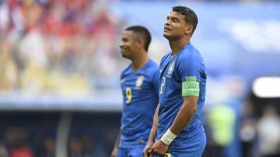 """Thiago Silva raconte sa brouille avec Neymar : """"Il m'a insulté"""""""
