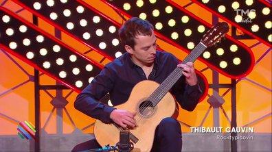 """Thibault Cauvin - """"Rocktypicovin» en live sur Quotidien"""