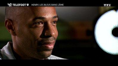 """[EXCLU Téléfoot 01/10] - Thierry Henry : """"On ne m'a jamais rien donné, j'ai toujours dû me battre"""""""