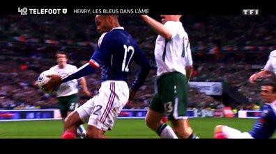 """[EXCLU Téléfoot 01/10] - Henry sur France / Irlande : """"On a dit que Messi se rapprochait de Maradona après sa main, moi cela a été différent"""""""