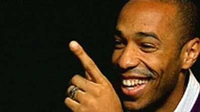 Thierry Henry de retour à Arsenal !