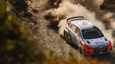 WRC – Hyundai teste une nouvelle i20 pour la saison 2017