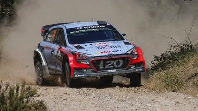 Rallye WRC Italie 2016 : Neuville garde la main avant la dernière journée