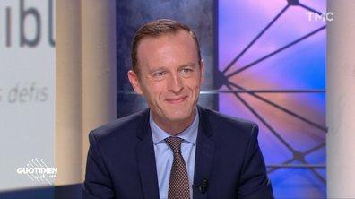 """Invité: Thomas Gomart pour """"Guerres invisibles"""""""