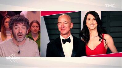 Thomas VDB explique l'actu : le (très cher) divorce de Jeff Bezos