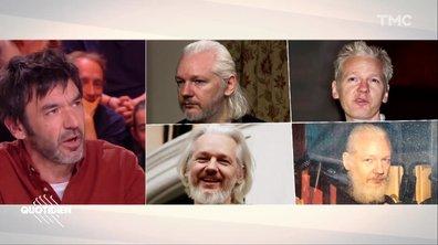 Thomas VDB explique l'actu : l'arrestation de Julian Assange
