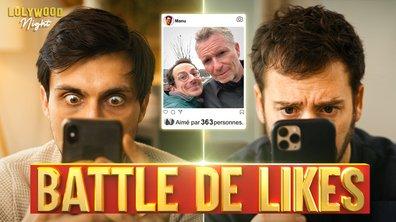 Battle de likes : jusqu'où iront-ils ?