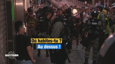 Hong Kong : immersion dans des manifestations toujours très tendues