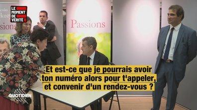 Le Moment de vérité : Nicolas Sarkozy s'immisce dans l'élection du nouveau chef LR
