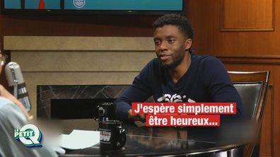 Le Petit Q : Chadwick Boseman, une vie hors-normes