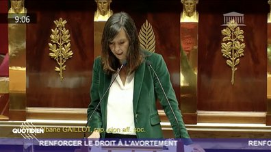 L'Assemblée nationale vote l'allongement du délai d'IVG