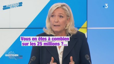 Morning Glory : ne parlez pas de l'élection présidentielle à Jean-Luc Mélenchon