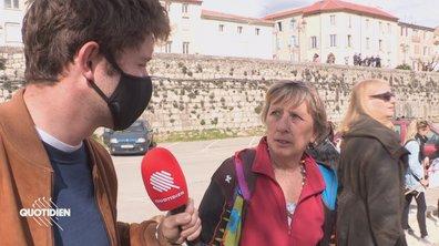 Ingrid Courrèges, la chanteuse préférée des covido-sceptiques