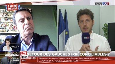 Elections régionales : Manuel Valls s'attaque à la gauche