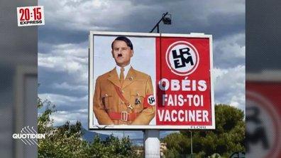 Michel-Ange Flori, l'homme derrière les panneaux publicitaires anti-Macron