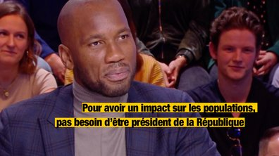 Invité : Didier Drogba, maître de cérémonie du Ballon d'Or 2019