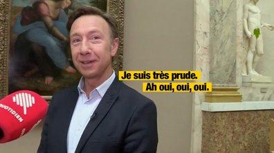 La Mondaine s'invite au Louvre avec Stéphane Bern