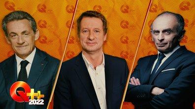 Q++ 2022 : Zemmour talonne Le Pen, les Verts peinent à s'unir