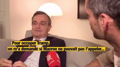 3 ans de Donald Trump : entretien avec Gérard Araud, ancien ambassadeur de France