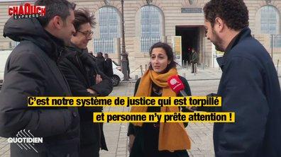 Chaouch Express : les avocats ont-ils raison de brûler leur Code Civil ?