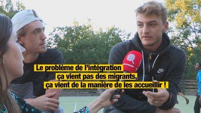 Le Moment de vérité : retour à Châteaudouble, un an après l'installation de 104 migrants