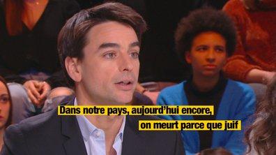 Invité : Julian Bugier présente la soirée spéciale contre l'antisémitisme sur France 2