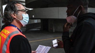 VIDEO - Pas reconnu par le stadier, Thuram se Google lui-même pour rentrer au stade