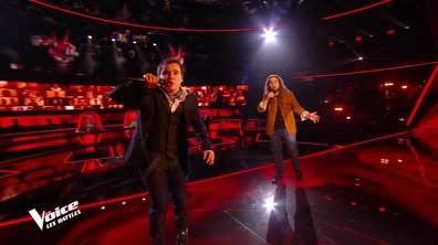 "The Voice 2021 – Jim Bauer VS Luciano Cadô chantent ""Angie"" des Rolling Stones"