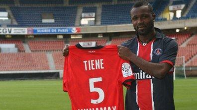 Transferts PSG : Tiéné arrive, Sankharé prêté