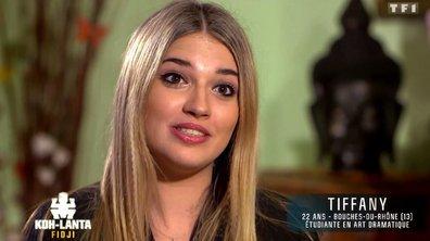 Découvrez Tiffany, nouvelle aventurière de l'émission (VIDEO)