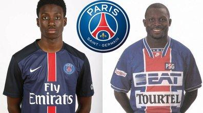 Ligue 1: George et Timothy Weah, le 4e duo père-fils champion de France