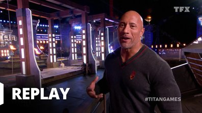 Titan Games : l'affrontement des héros - Episode 107